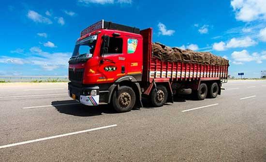 Image result for indian loading trucks